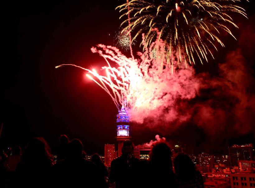 Dirección Artística – Año Nuevo Torre Entel