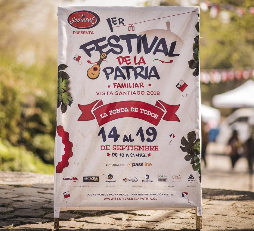 1er Festival de la Patria